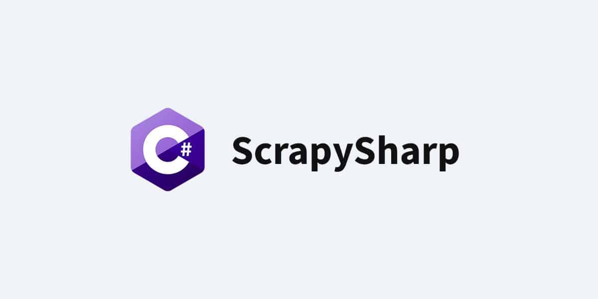 csharp web scraping